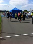 Paul Giblin Finish 100K 2