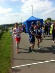 Paul Giblin Finish 100K3